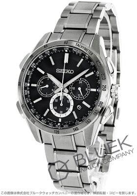 セイコー SEIKO 腕時計 ブライツ フライトエキスパート メンズ SAGA193