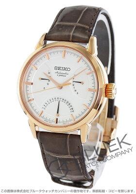 セイコー SEIKO 腕時計 プレザージュ クロコレザー メンズ SARD006