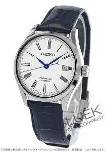 セイコー SEIKO 腕時計 プレザージュ クロコレザー メンズ SARX019