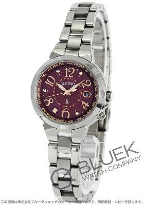 セイコー SEIKO 腕時計 ルキア ラッキーパスポート レディース SSQV003