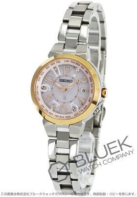 セイコー SEIKO 腕時計 ルキア ラッキーパスポート レディース SSQV004
