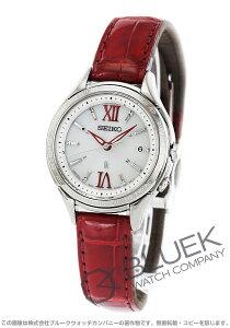 セイコー SEIKO 腕時計 ルキア ラッキーパスポート クロコレザー レディース SSVV013