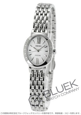 セイコー SEIKO 腕時計 エクセリーヌ ダイヤ レディース SWCQ047