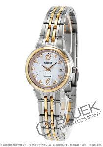 セイコー SEIKO 腕時計 エクセリーヌ ダイヤ レディース SWCW058