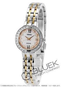 セイコー SEIKO 腕時計 エクセリーヌ ダイヤ レディース SWCW085