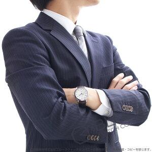 セイコー プレザージュ パワーリザーブ クロコレザー 腕時計 メンズ SEIKO SARW025