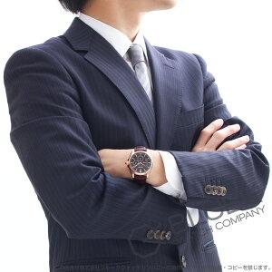 セイコー プレザージュ パワーリザーブ クロコレザー 腕時計 メンズ SEIKO SARW034