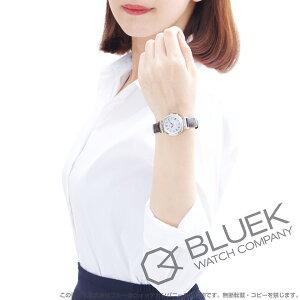 セイコー エクセリーヌ ダイヤ クロコレザー 腕時計 レディース SEIKO SWCW109