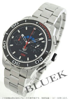 Tag Heuer TAGHEUER Aquaracer 500 m waterproof mens CAK211B... BA0833 watch clock
