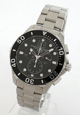 タグホイヤー TAG Heuer 腕時計 アクアレーサー 300m防水 メンズ CAN1010.BA0821