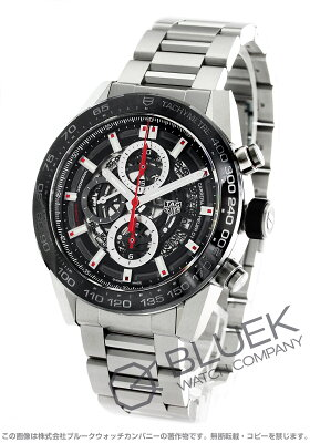 タグホイヤー TAG Heuer 腕時計 カレラ ホイヤー01 メンズ CAR2A1W.BA0703