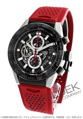 タグホイヤー カレラ ホイヤー01 クロノグラフ 腕時計 メンズ TAG Heuer CAR2A1Z.FT6050