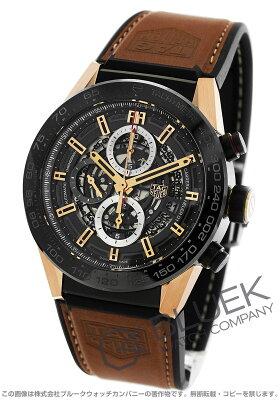 タグホイヤー カレラ ホイヤー01 クロノグラフ 腕時計 メンズ TAG Heuer CAR2A5C.FT6125