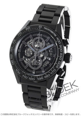 タグホイヤー TAG Heuer 腕時計 カレラ ホイヤー01 メンズ CAR2A91.BH0742