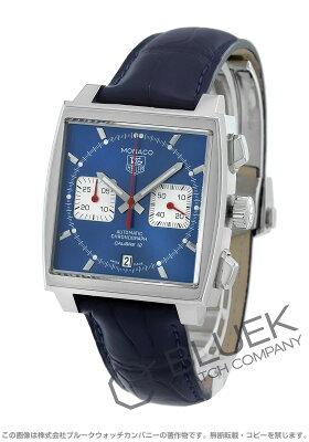 タグホイヤー モナコ クロノグラフ アリゲーターレザー 腕時計 メンズ TAG Heuer CAW2111.FC6183