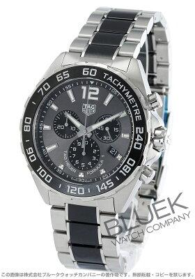 タグホイヤー フォーミュラ1 クロノグラフ 腕時計 メンズ TAG Heuer CAZ1011.BA0843