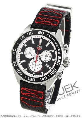 タグホイヤー フォーミュラ1 クロノグラフ 腕時計 メンズ TAG Heuer CAZ101E.FC8228
