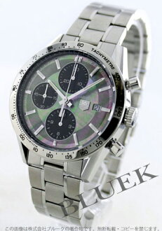 Tag Heuer Carrera calibre 16 automatic chronograph black shell men's CV201P... BA0794