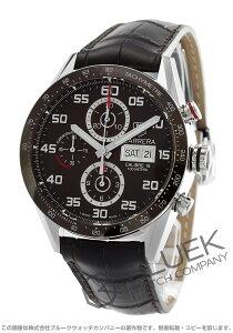 タグホイヤー TAG Heuer 腕時計 カレラ アリゲーターレザー メンズ CV2A1S.FC6236
