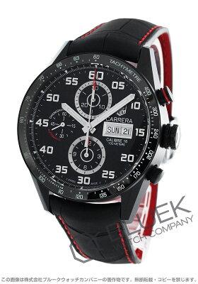 タグホイヤー TAG Heuer 腕時計 カレラ アリゲーターレザー メンズ CV2A81.FC6237