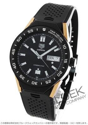 タグホイヤー TAG Heuer 腕時計 コネクテッド モジュラー メンズ SBF8A8013.32FT6076