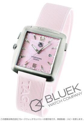 タグホイヤー プロフェッショナル スポーツ 腕時計 レディース TAG Heuer WAE1114.FT6011