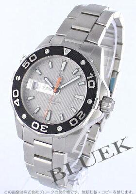 タグホイヤー TAG Heuer 腕時計 アクアレーサー 500m防水 メンズ WAJ1111.BA0870