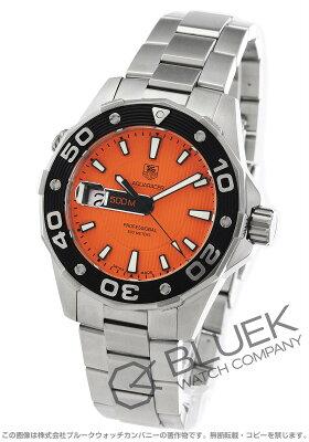 タグホイヤー TAG Heuer 腕時計 アクアレーサー 500m防水 メンズ WAJ1113.BA0870