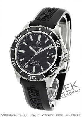 タグホイヤー TAG Heuer 腕時計 アクアレーサー 500m防水 メンズ WAK2110.FT6027