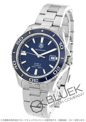 タグホイヤー TAG Heuer 腕時計 アクアレーサー 500m防水 メンズ WAK2111.BA0830