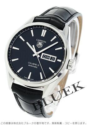 タグホイヤー カレラ アリゲーターレザー 腕時計 メンズ TAG Heuer WAR201A.FC6266