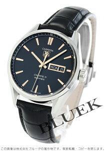 タグホイヤー TAG Heuer 腕時計 カレラ アリゲーターレザー メンズ WAR201C.FC6266