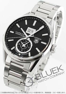 タグホイヤー カレラ GMT 腕時計 メンズ TAG Heuer WAR5010.BA0723