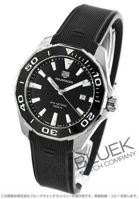 タグホイヤー アクアレーサー 300m防水 腕時計 メンズ TAG Heuer WAY101A.FT6141