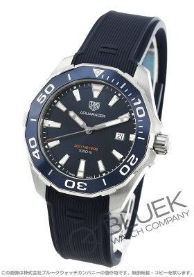 タグホイヤー TAG Heuer 腕時計 アクアレーサー 300m防水 メンズ WAY101C.FT6153