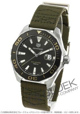 タグホイヤー TAG Heuer 腕時計 アクアレーサー 300m防水 メンズ WAY101E.FC8222