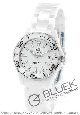 タグホイヤー TAG Heuer 腕時計 アクアレーサー フルセラミック 300m防水 レディース WAY1391.BH0717