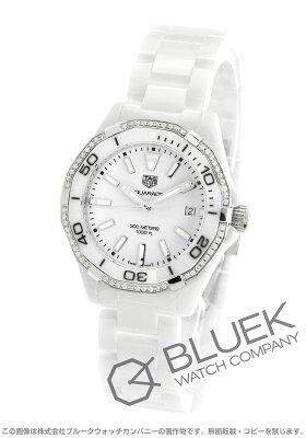 タグホイヤー TAG Heuer 腕時計 アクアレーサー フルセラミック ダイヤ 300m防水 レディース WAY1396.BH0717