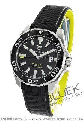 タグホイヤー アクアレーサー 300m防水 腕時計 メンズ TAG Heuer WAY201A.FT6069