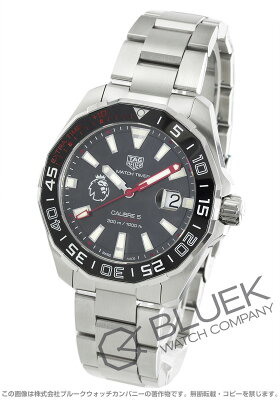タグホイヤー TAG Heuer 腕時計 アクアレーサー プレミアリーグ スペシャルエディション 300m防水 メンズ WAY201D.BA0927