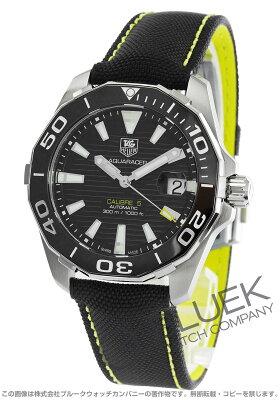 タグホイヤー TAG Heuer 腕時計 アクアレーサー 300m防水 メンズ WAY211A.FC6362