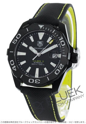 タグホイヤー アクアレーサー 300m防水 腕時計 メンズ TAG Heuer WAY218A.FC6362