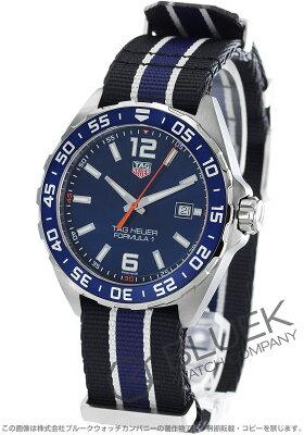 タグホイヤー TAG Heuer 腕時計 フォーミュラ1 メンズ WAZ1010.FC8197