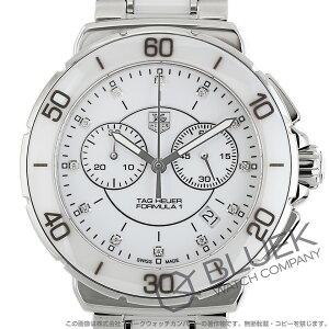 タグホイヤー フォーミュラ1 クロノグラフ ダイヤ 腕時計 ユニセックス TAG Heuer CAH1211.BA0863