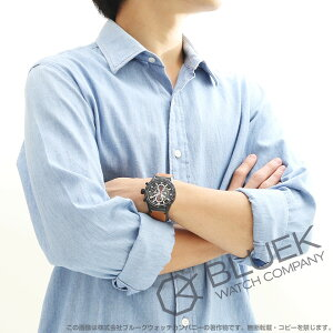 タグホイヤー カレラ ホイヤー01 クロノグラフ 腕時計 メンズ TAG Heuer CAR2090.FT6124