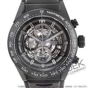 タグホイヤー カレラ ホイヤー01 クロノグラフ 腕時計 メンズ TAG Heuer CAR2A91.FT6071