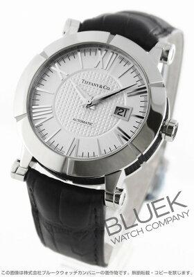 ティファニー アトラス アリゲーターレザー 腕時計 メンズ TIFFANY Z1000.70.12A21A71A