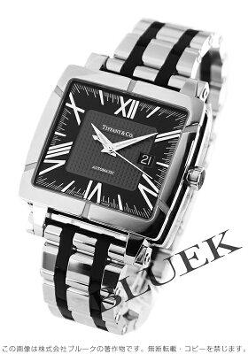 ティファニー アトラス スクエア 腕時計 メンズ TIFFANY Z1100.70.12A10A00A