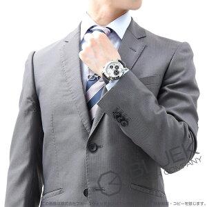 ティファニー アトラス クロノグラフ アリゲーターレザー 腕時計 メンズ TIFFANY Z1000.82.12A21A71A