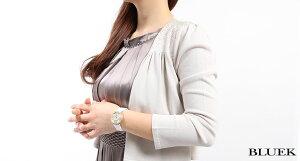 ティファニー アトラス ダイヤ YG金無垢 サテンレザー 腕時計 レディース TIFFANY Z1901.10.50E91A40B